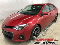 Toyota Corolla S Cuir Toit Ouvrant MAGS  2014