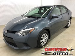 Toyota Corolla CE Bluetooth A/C  2015