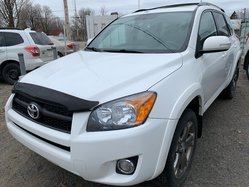 Toyota RAV4 Sport 4WD AWD Toit Ouvrant MAGS  2010