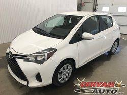 Toyota Yaris LE A/C Hatchback  2016