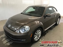 Volkswagen Beetle Coupe Toit ouvrant Bluetooth Sièges Chauffants Mags  2014
