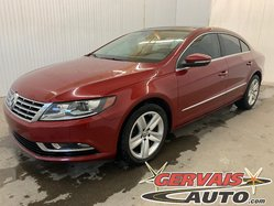 Volkswagen CC Sportline Cuir Toit Ouvrant MAGS Caméra Bluetooth  2014