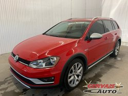 Volkswagen GOLF ALLTRACK 4Motion GPS Cuir Toit Panoramique MAGS Bluetooth  2017