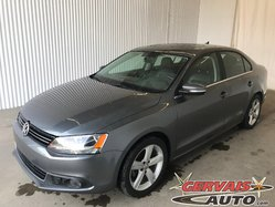 Volkswagen Jetta TDI Highline Cuir Toit Ouvrant MAGS Bluetooth  2014