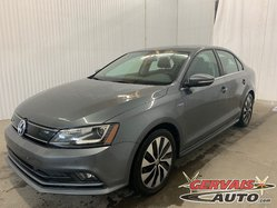Volkswagen Jetta Hybride GPS Cuir Toit Ouvrant MAGS  2015