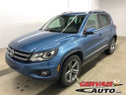Volkswagen Tiguan Highline 4Motion GPS Cuir Toit Panoramique MAGS  2017