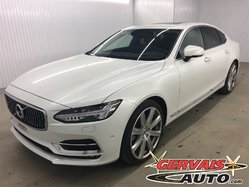 Volvo S90 T6 Inscription AWD GPS Cuir Toit Ouvrant Caméra MAGS  2017