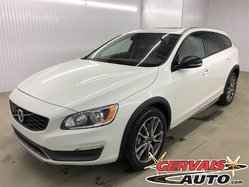 Volvo V60 Cross Country T5 AWD Cuir Toit Ouvrant MAGS Bluetooth  2015