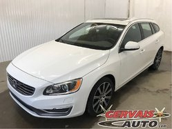 Volvo V60 T6 AWD Cuir Toit Ouvrant MAGS  2015