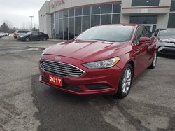 2017 Ford Fusion SE FWD WITH NAVIGATION