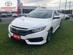 2016 Honda Civic EX SEDAN ROOF,MAGS,BACK UP CAMERA