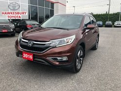 2016 Honda CR-V AWD TOURING WITH NAVIGATION LEATHER ROOF