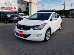 2013 Hyundai Elantra LIMITED MAGS. POWER SEAT, SUNROOF, LEATHER