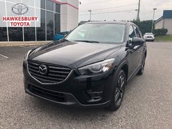 2016 Mazda CX-5 GT AWD LEATHER ROOF LOW KM