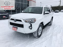 2016 Toyota 4Runner SR5 4X4 7 PASS LEATHER, ROOF, NAVIGATION