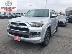 2017 Toyota 4Runner LIMITED 7 PASS 4WD WITH ECP 48/100, 000KM