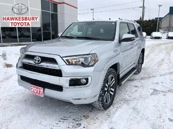 2017 Toyota 4Runner LIMITED 7 PASS 4WD WITH ECP 48/100,000KM