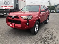 2017 Toyota 4Runner SR5 4WD NAVIGATION,LEATHER,7 PASS SUNROOF