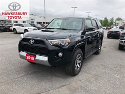 2018 Toyota 4Runner TRD OFFROAD PKG WITH NAV AND HEATED LEATHER SEATS