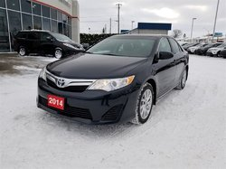 2014 Toyota Camry LE WITH VALUE PKG