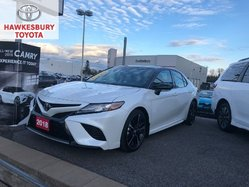 2018 Toyota Camry XSE SPORT 4CYL 2 TONE PAINT