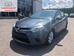 2014 Toyota Corolla LE CVT SEDAN HEATED SEAT B-CAMERA