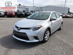 Toyota Corolla LE CVT WITH HEATED SEATS  2015