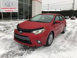 2015 Toyota Corolla LE UPGRADE WITH ROOF, MAGS AND HEATED SEATS