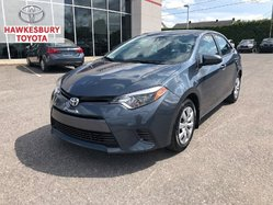 2015 Toyota Corolla LE CVT SEDAN HEATED SEATS BACK UP CAMERA
