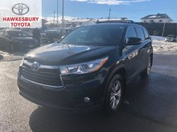 2015 Toyota Highlander LE AWD LEATHER, POWER REAR GATE CONV PKG