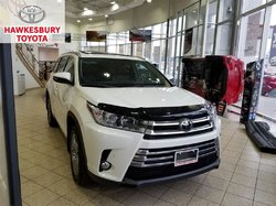 2018 Toyota Highlander LIMITED WITH NAVIGATION AND PANORAMIC ROOF