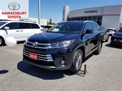 2018 Toyota Highlander XLE 8 PASSENGER AWD WITH NAVIGATION