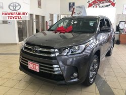 2018 Toyota Highlander HIGHLANDER LIMITED DEMO