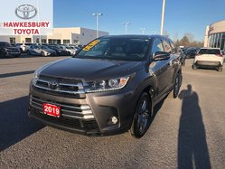 Toyota Highlander LIMITED AWD PANROOF LEATHER LOADED DEMO SALE  2019