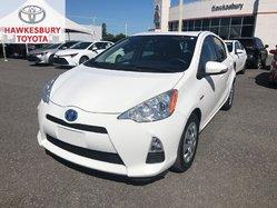 2013 Toyota Prius C UPGRADE CRUISE,AUTO CLIMATE CONTROL