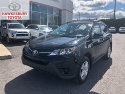 Toyota RAV4 LE FWD UPGRADE PKG LOW KM WOW !!!  2014