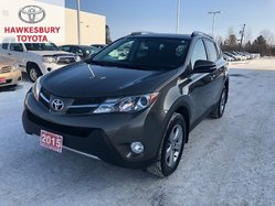 2015 Toyota RAV4 XLE AWD WITH NAVIGATION