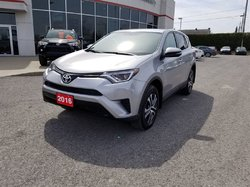 2016 Toyota RAV4 LE AWD LOW KM ONLY 15000KM
