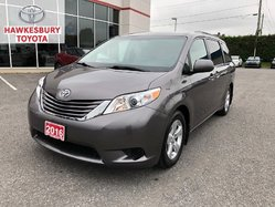 2016 Toyota Sienna LE V6 FWD 8 PASS