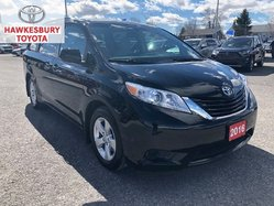 2016 Toyota Sienna LE 8 PASS DUAL POWER SLIDING DOORS