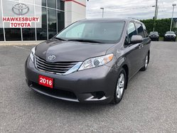 2016 Toyota Sienna LE 8 PASS DUAL ELECTRIC SLIDING DOORS