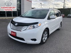 2017 Toyota Sienna LE 8 PASS FWD