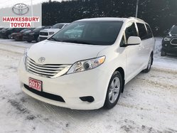 2017 Toyota Sienna LE FWD 8 PASS