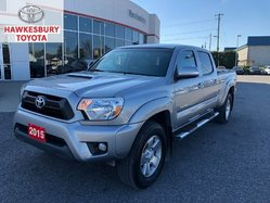 2015 Toyota Tacoma TRD SPORT DBL CAB PREMIUM WITH LEATHER/NAVIGATION