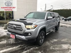 2016 Toyota Tacoma DBL CAB TRD SPORT UPGRADE WITH NAVIGATION AND ROOF