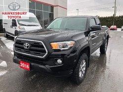 2016 Toyota Tacoma ACCESS CAB SR5 4X4