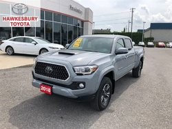 Toyota Tacoma DBL CAB TRD SPORT WITH ROOF AND NAVIGATION  2018