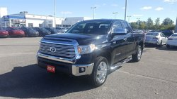 Toyota Tundra LIMITED DBL CAB 5.7 V8 WITH NAVIGATION  2014