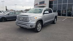 Toyota Tundra PLATINUM CREW MAX WITH NAVIGATION  2015