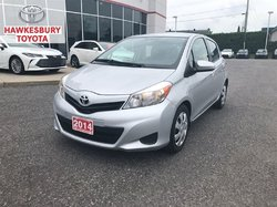 2014 Toyota Yaris 5DR HATCH LE WITH CRUISE AND POWER GROUP
